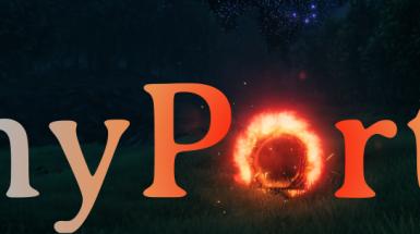 AnyPortal - отключает создание пары порталов