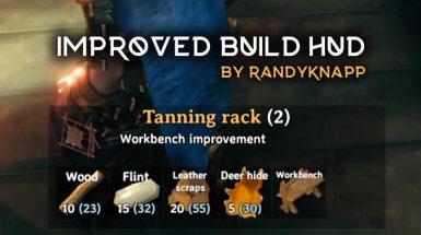 Improved Build HUD - Улучшенный интерфейс сборки