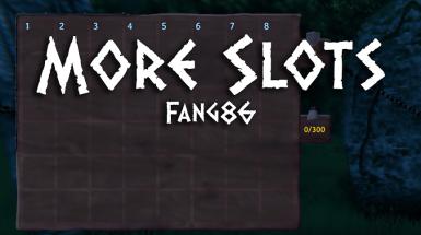 More Slots - Больше слотов
