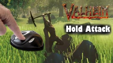 Hold Attack - Удерживать атаку