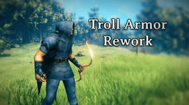 Troll Armor Rework - Переделка брони троллей