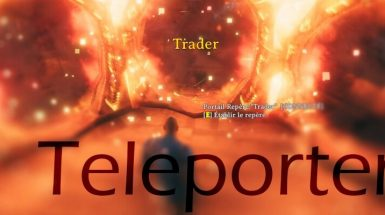 Teleporter Title - Название телепорта