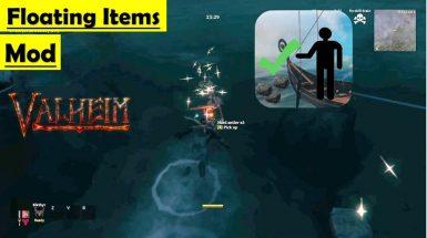 Floating Items - Плавающие предметы