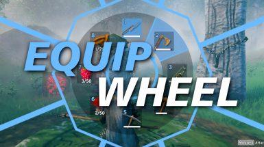 Equip Wheel - Снарядить колесо