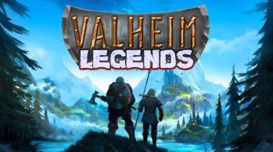 Valheim Legends - Легенды Вальхейма