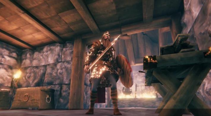 Valheim – Лучшее бронзовое оружие