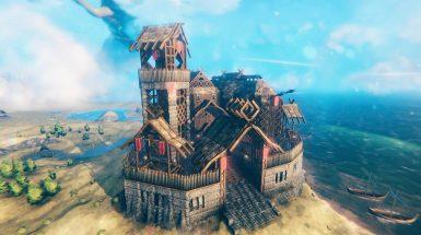 Kairos - Viking Mini-fortress