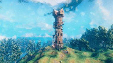 JIN's Tower - Башня Джина