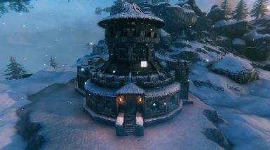 Vaettirtarn - Башня Духа