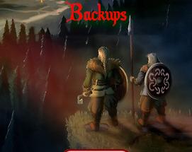 Valheim Backups - Резервные копии