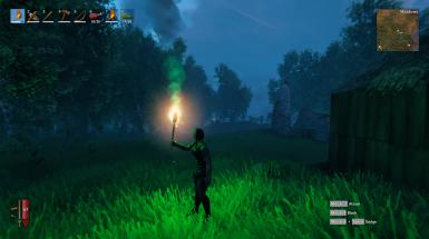Torch Light Mod - Факел Свет