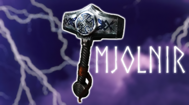 Mjolnir - Молот Тора