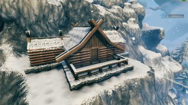 MD's Winter Cabin - Зимняя кабина доктора медицины