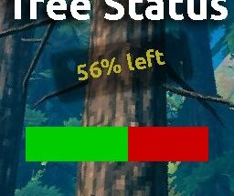 Tree Status - Статус дерева