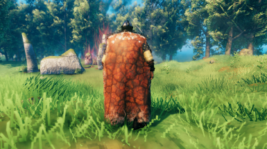 Lox Cape HD retexture by Jacky in 1k and 2k