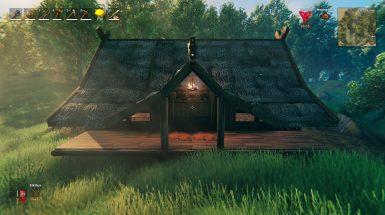Floki's Modern Home - Современный дом Флоки