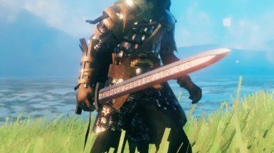 Iron Sword of the Chieftain - Железный меч вождя