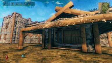 Frode's Village - Деревня Фроде